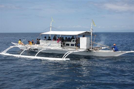 螃蟹船BANCA