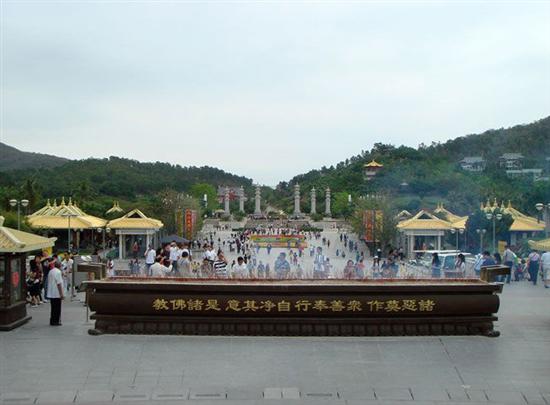 三亚南山文化苑
