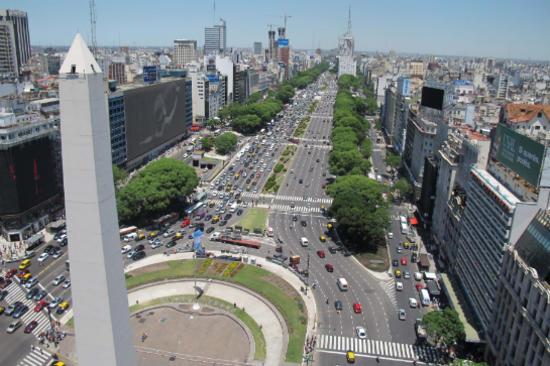 七月九日大道(布宜諾斯艾利斯)
