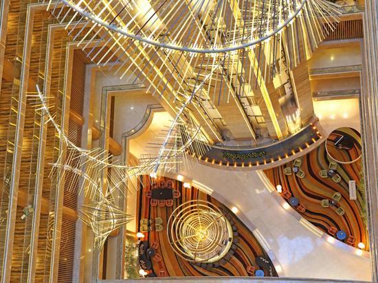 永安新城皇冠假日酒店