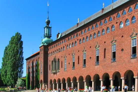 斯德哥爾摩市政廳