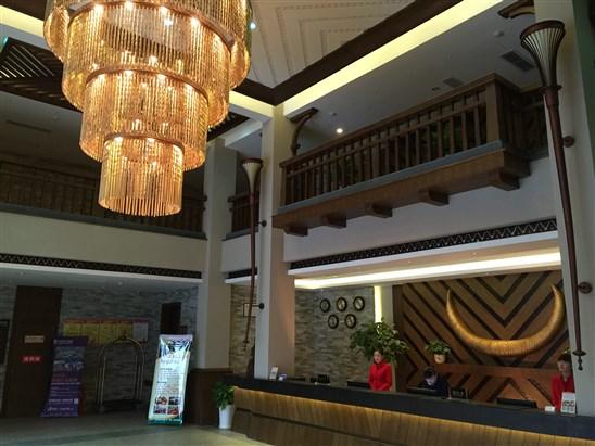 女兒寨酒店