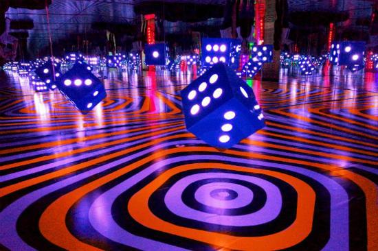 Alive museum Dynamic Maze智勇迷宮