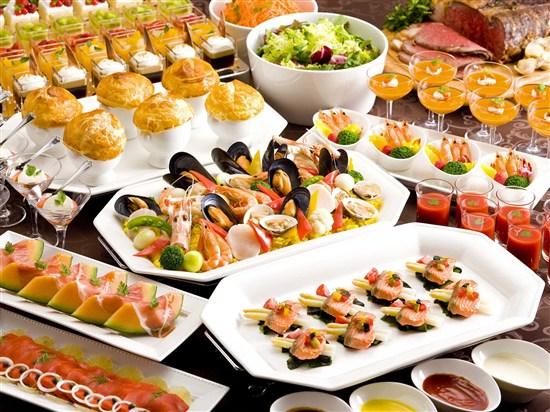環球海鮮自助餐