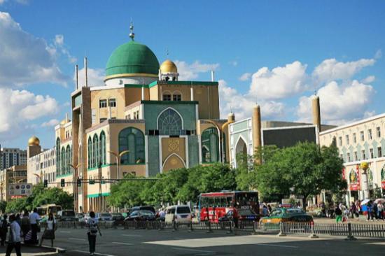 伊斯蘭風情街