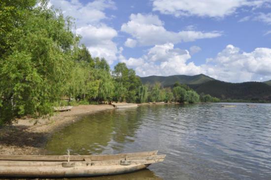 瀘沽湖 - 情人灘