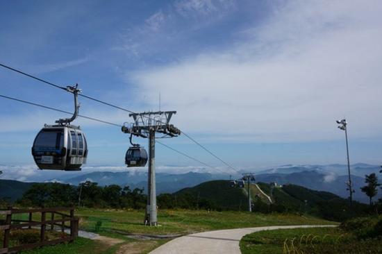 High1 Resort 觀光纜車體驗