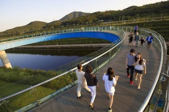 金浦ARA Blue Walk天空步道