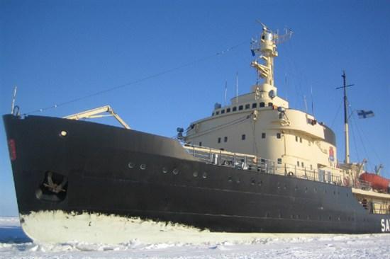 SAMPO破冰船