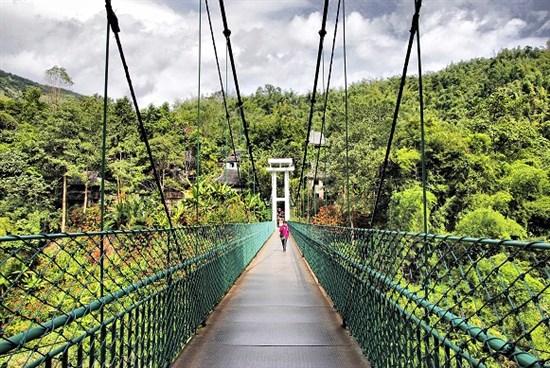 原始森林公園